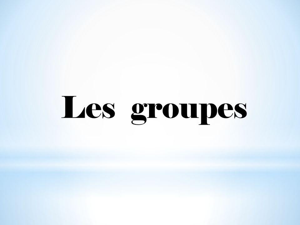 Le groupe des plus jeunes (4 - 5ans )