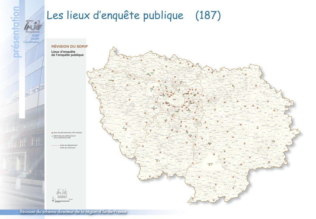 4 Les lieux d'enquête publique (187)