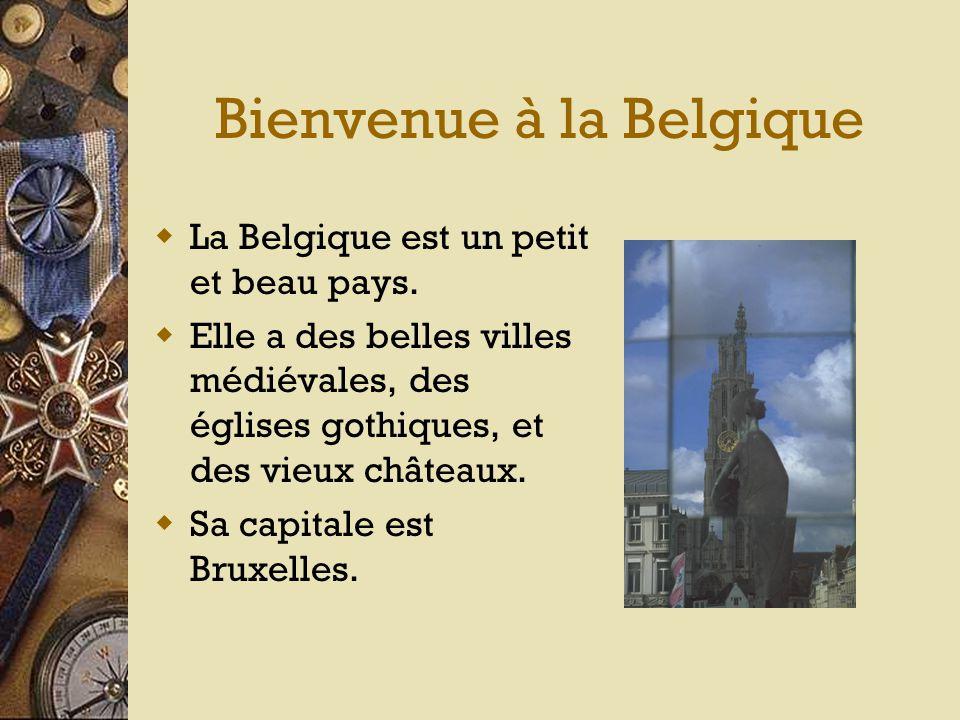 La Belgique Par Jenny Lee