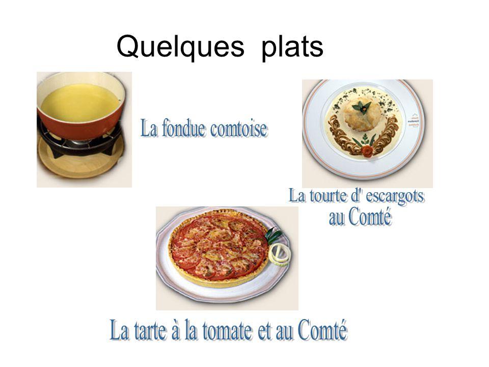 Quelques plats