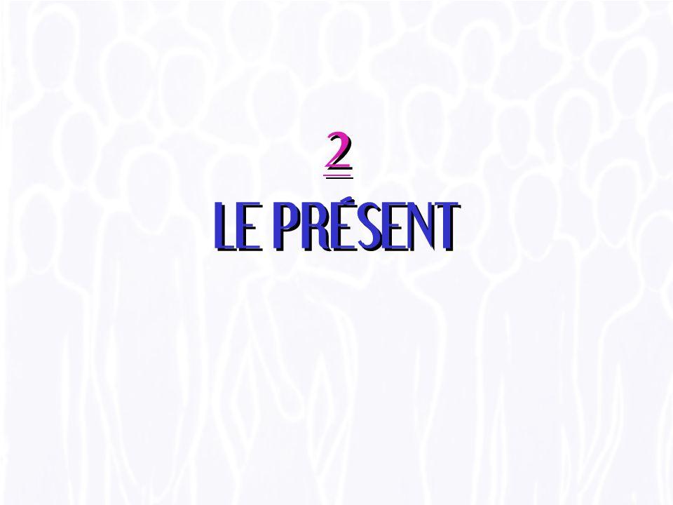 2 LE PRÉSENT