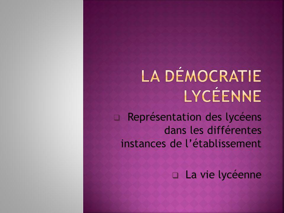  Les premières tentatives de participation des élèves dans le système scolaire français datent de 1968 avec la création de la fonction, purement représentative, du « délégué de classe ».