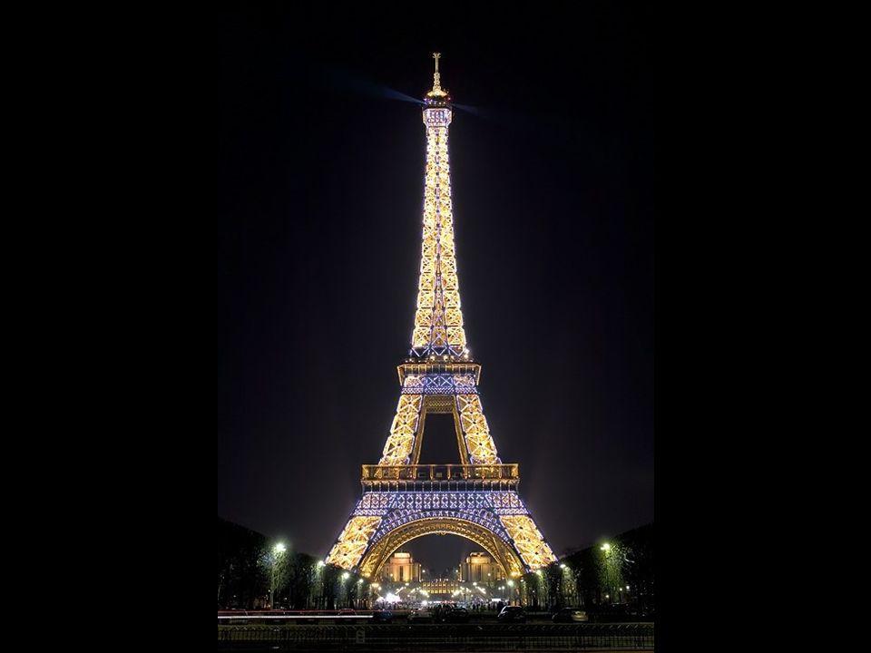 Pont Alexandre III Tour Eiffel