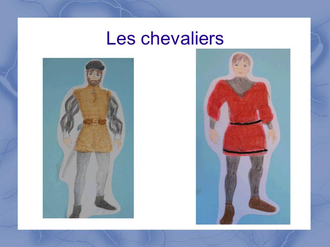 LES VETEMENTS Les vêtements du Moyen Age devaient remplir trois fonctions de base:  couvrir l ensemble du corps (on ne pouvait pas montrer certaines parties du corps)  garder au chaud  être ornement pour les corps.