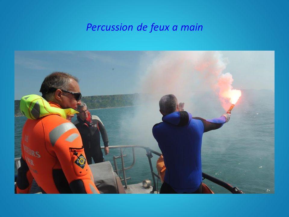 Évacuation du bateau pour rejoindre le radeau de survie