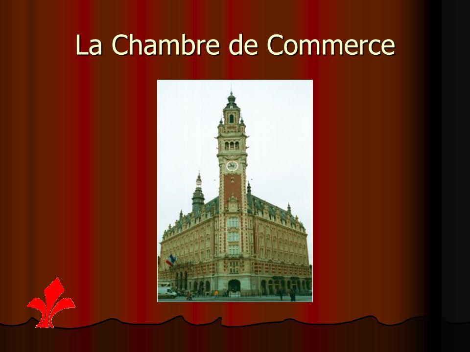 La Chambre de Commerce