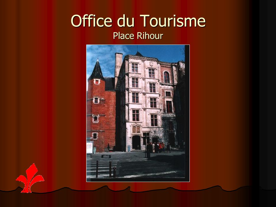 Office du Tourisme Place Rihour