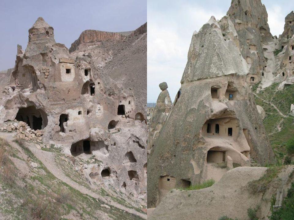 18˚ siècle, les derniers ermitages troglodytiques sont abandonnés.