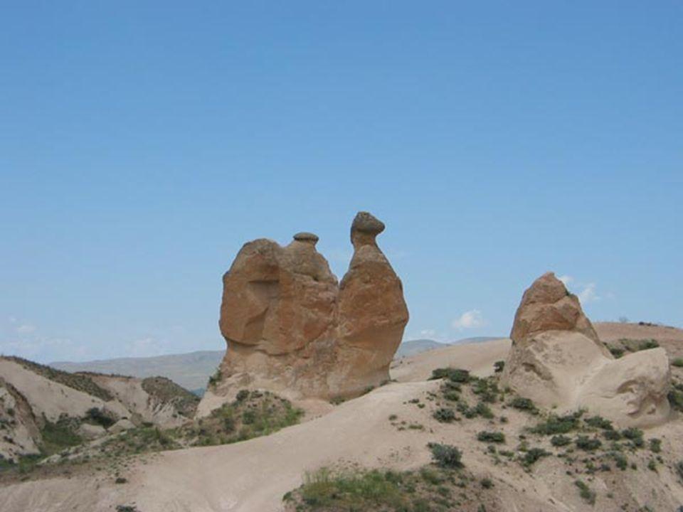 Les plus remarquables sont: Gôreme Les canyons d'Alhara et de Soganli.