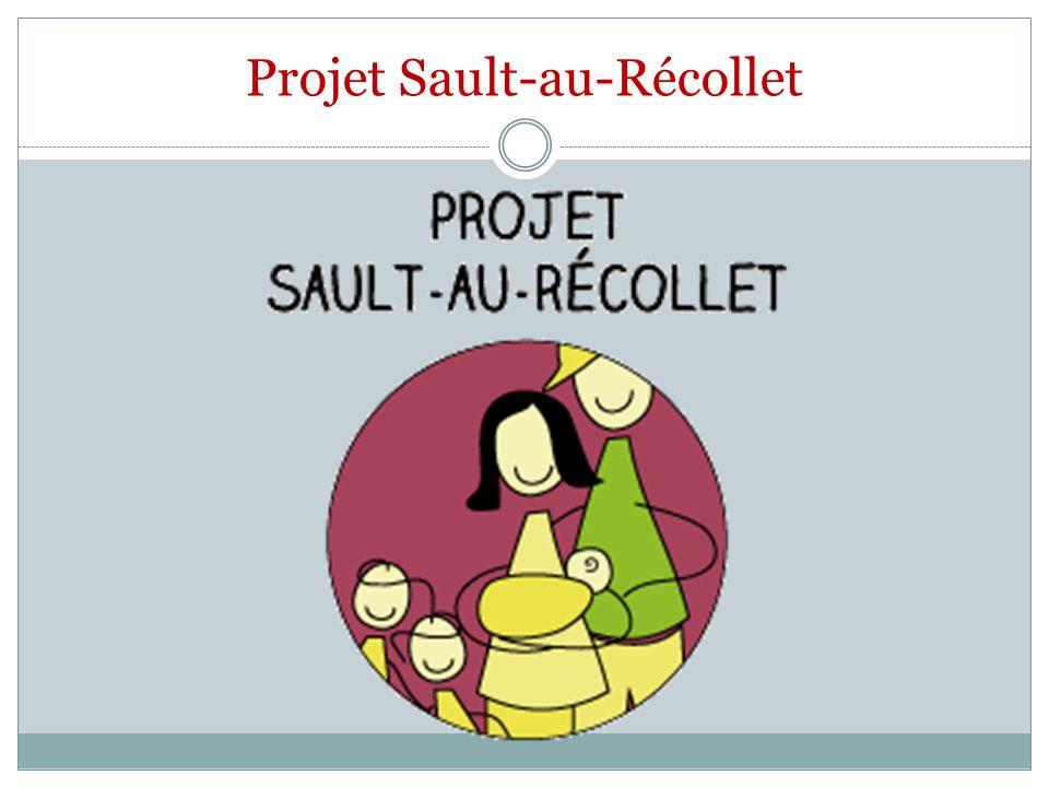 Projet Sault-au-Récollet