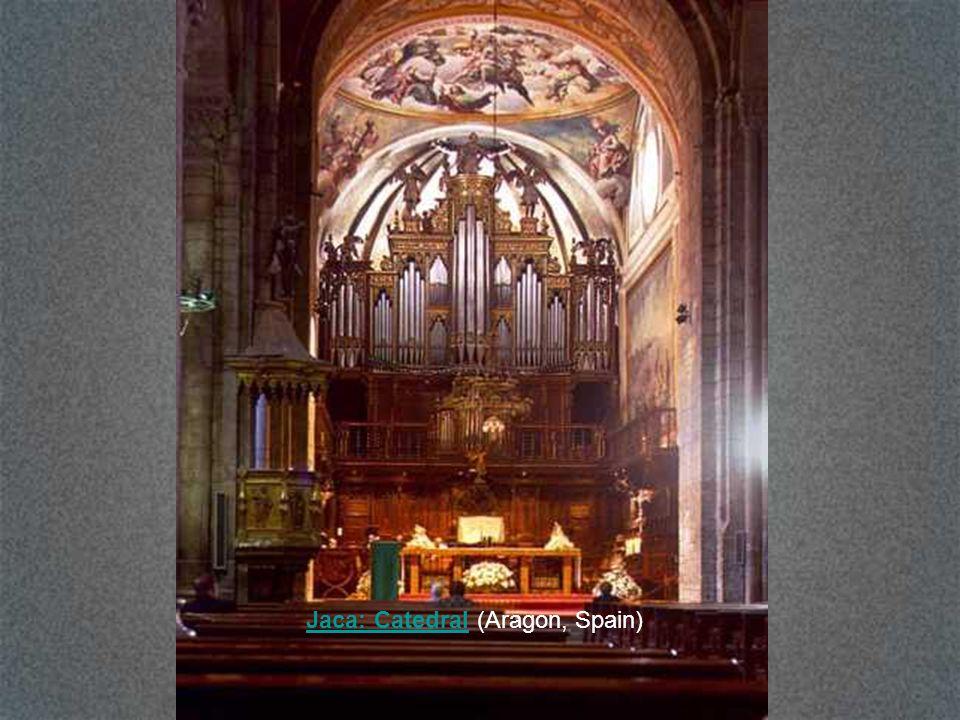 Perpignan: CathédralePerpignan: Cathédrale (Pyrénées-Or., France)