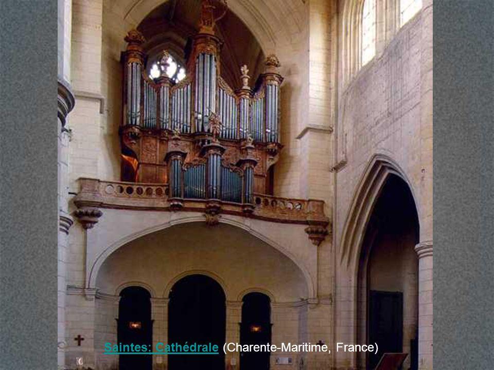 Bordeaux: Eglise Notre-DameBordeaux: Eglise Notre-Dame (France)