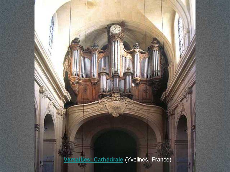 Chartres: CathédraleChartres: Cathédrale (Eure-et-Loir, France)
