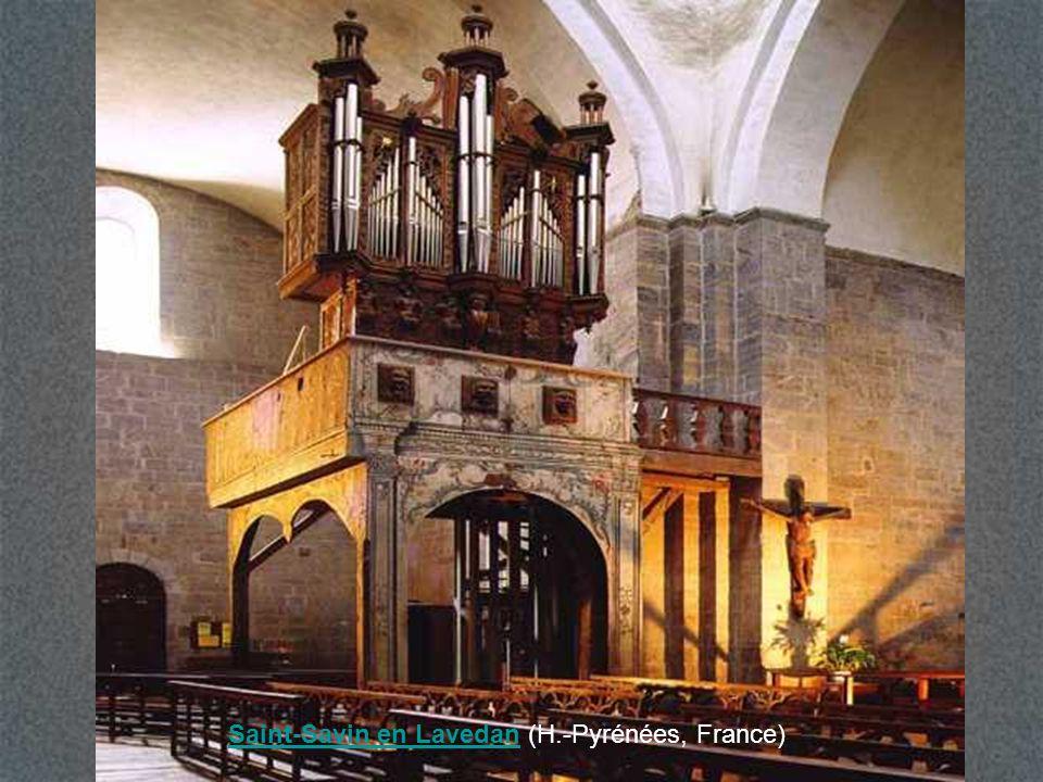 St-Bertrand-de-Comminges: CathédraleSt-Bertrand-de-Comminges: Cathédrale (H.-Garonne, France)