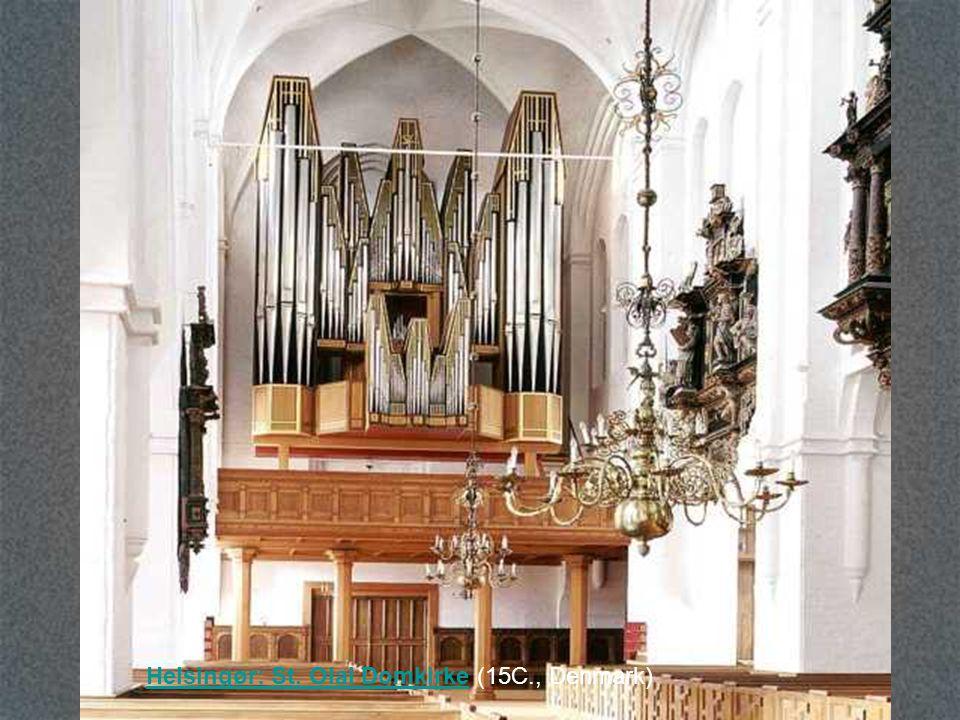 Østerlars KirkeØsterlars Kirke (12C., Bornholm Is., Denmark)
