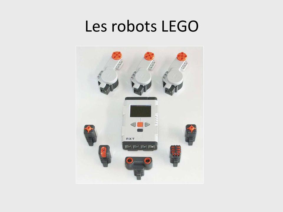 Les robots LEGO