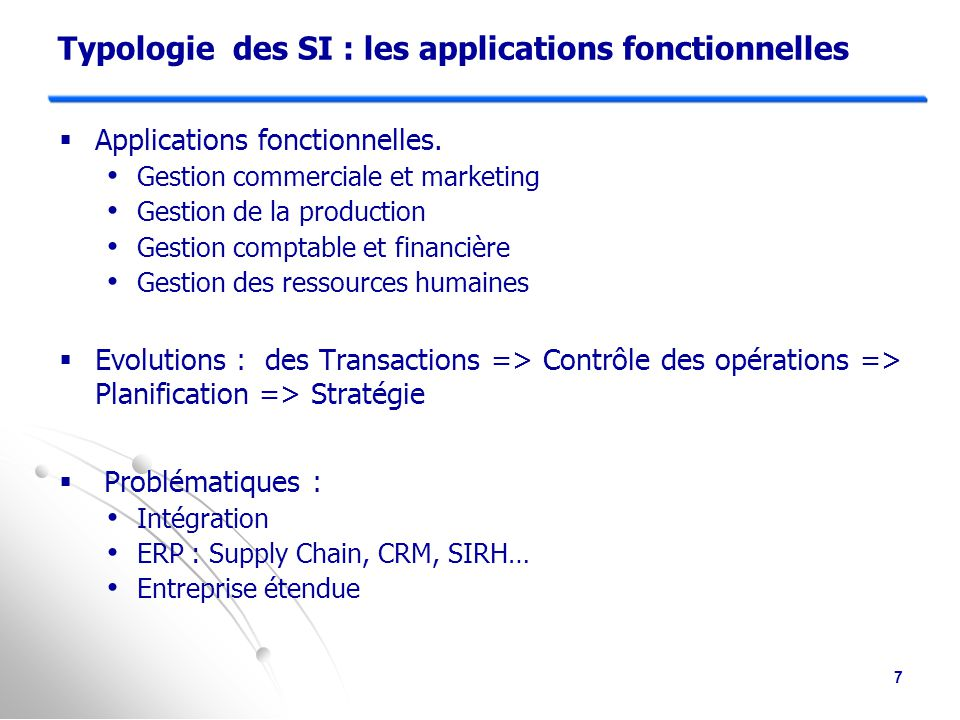 Notre point d'entrée : la dimension organisationnelle du SI Dimension informationnelle : Le SI produit des représentations Dimension organisationnelle