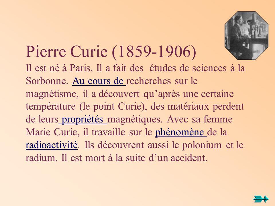 Science et Histoire Marie Curie Louis Pasteur Charles de GaulleNapoleon Louis XIV Pierre Curie