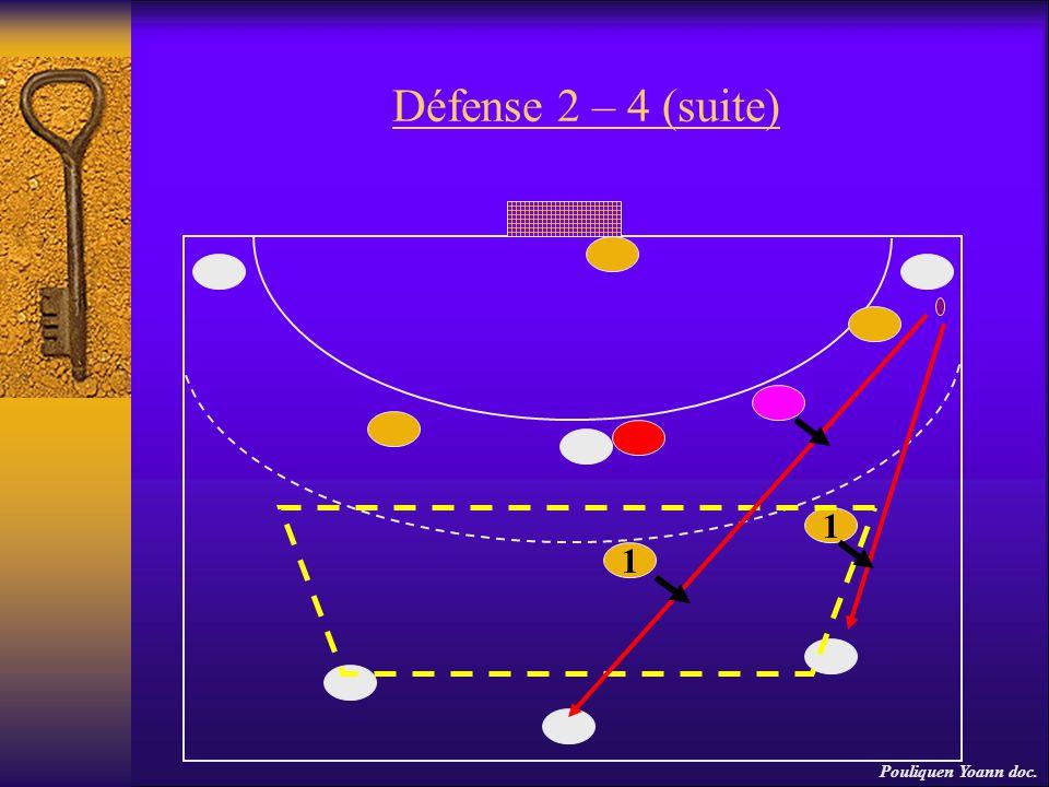 Défense 2 – 4 (suite) 1 1 Pouliquen Yoann doc.