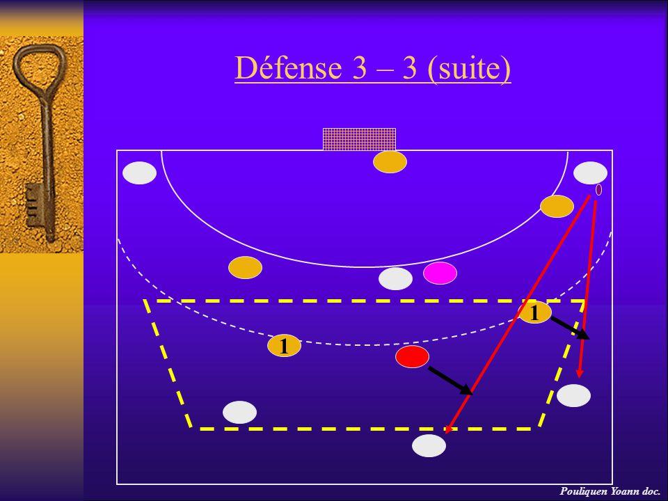 Défense 3 – 3 (suite) 1 1 Pouliquen Yoann doc.
