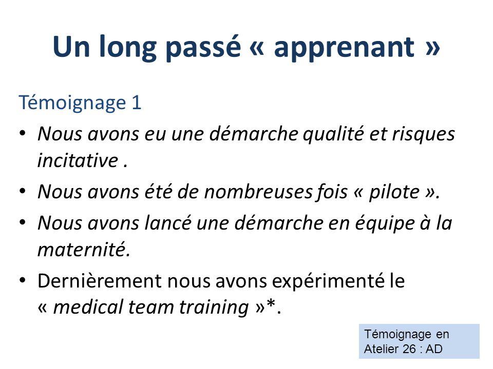 Le motif « motivant » L'objectif final n'est pas négociable (engagement du leader), les moyens les chemins seront négociables, les actions seront mesurées.