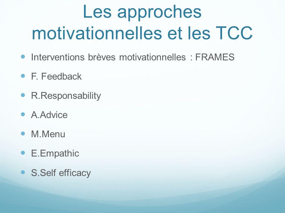 TCC Analyse fonctionnelle : identifier les pensées, sentiments et circonstances avant et après la consommation de substance.