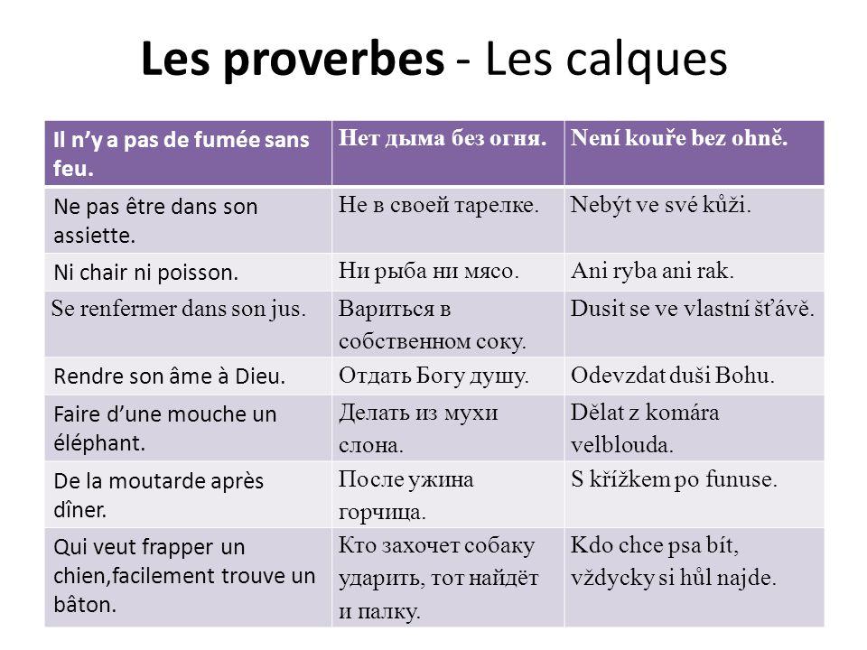 Les proverbes - Les synonymes Il est né coiffé.Narodit se pod šťastnou hvězdou.