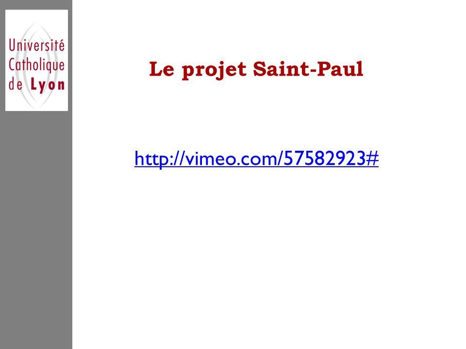 Le projet Saint-Paul http://vimeo.com/57582923#