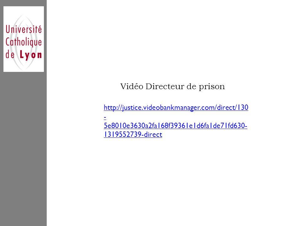 http://justice.videobankmanager.com/direct/130 - 5e8010e3630a2fa168f39361e1d6fa1de71fd630- 1319552739-direct Vidéo Directeur de prison