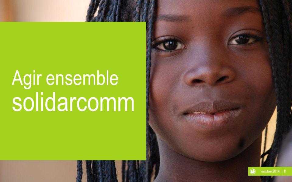 octobre 2014 | 9 solidarcomm Depuis 2003, une solution écologique, sociale, solidaire pour la récupération des téléphones portables usagés.