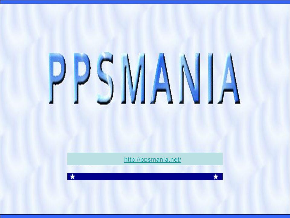 Nous avons sélectionné ce PPS anonyme, trouvé ou reçu par un de nos membres ou amies, pour sa beauté dans sa conception et son contenu.