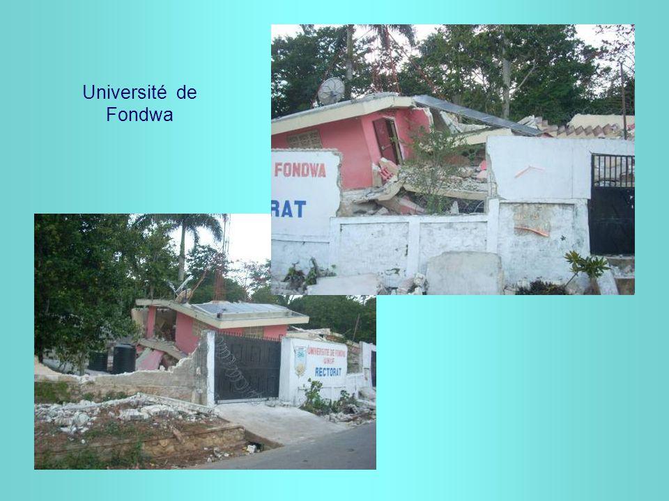 Université de Fondwa