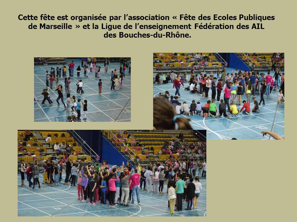 Cette fête est organisée par l'association « Fête des Ecoles Publiques de Marseille » et la Ligue de l'enseignement Fédération des AIL des Bouches-du-
