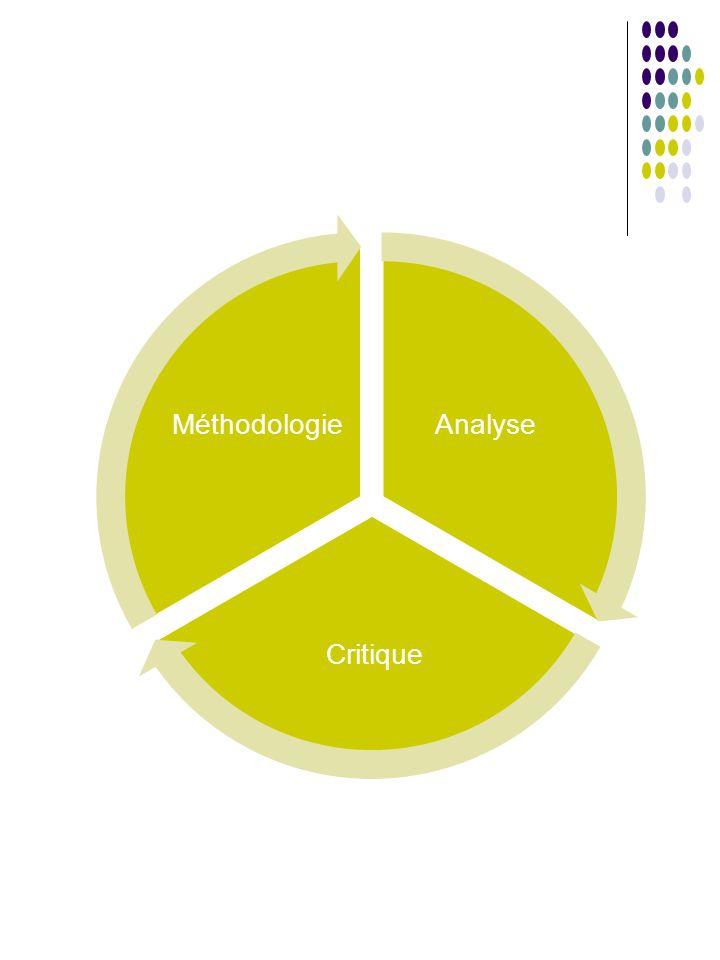 Analyse Critique Méthodologie