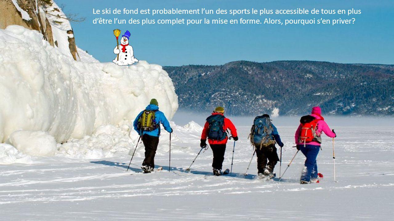 Très abordables, la raquette à neige se pratiquent en famille ou entre amis.