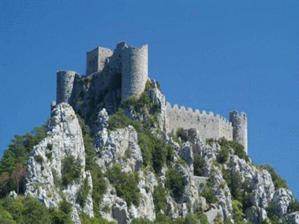 Le château de Quéribus