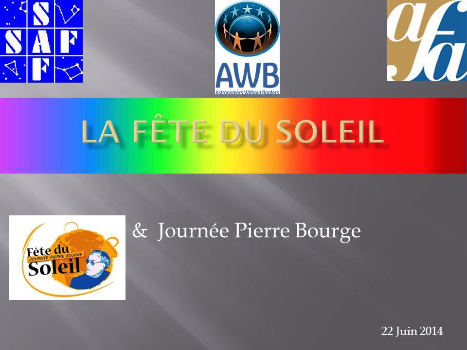 & Journée Pierre Bourge 22 Juin 2014