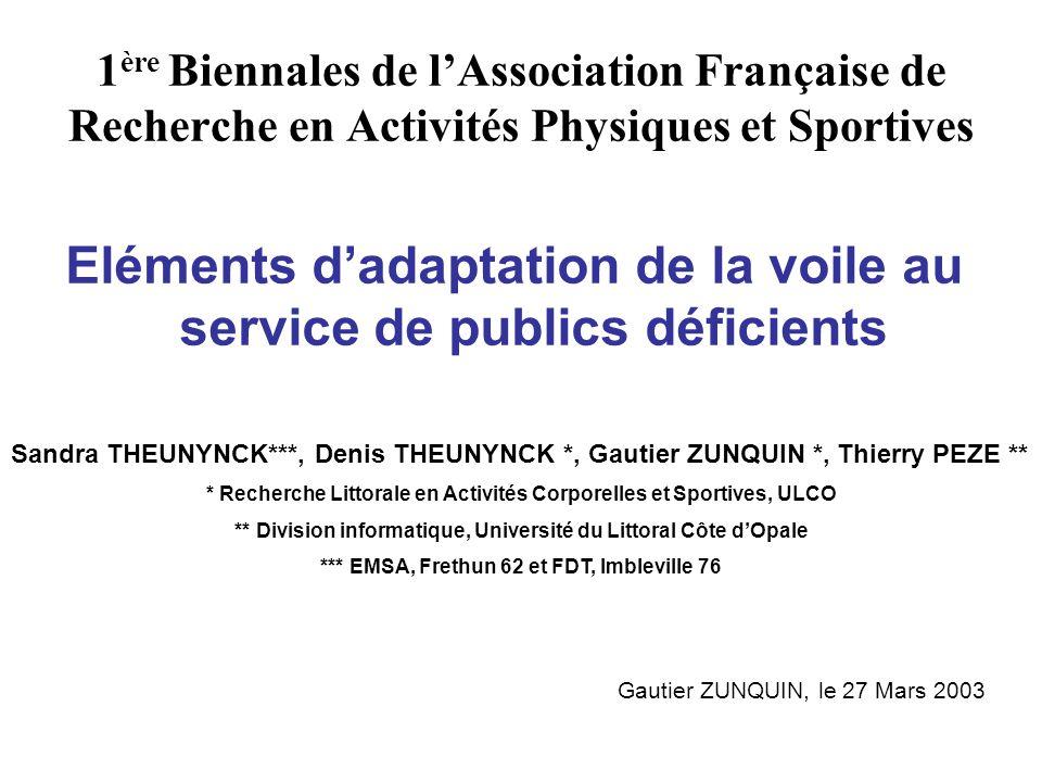 C.Gibout F.TycPhysio neuro-musculaire TMS Dopage THC A.BoyadjianTMS Bioméca Thésards G.VanlerbergheLes étapes pédagogiques : étude sur les étudiants e