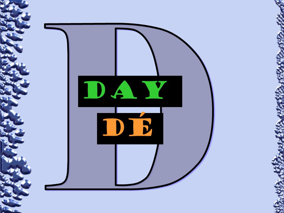 DAY dÉ