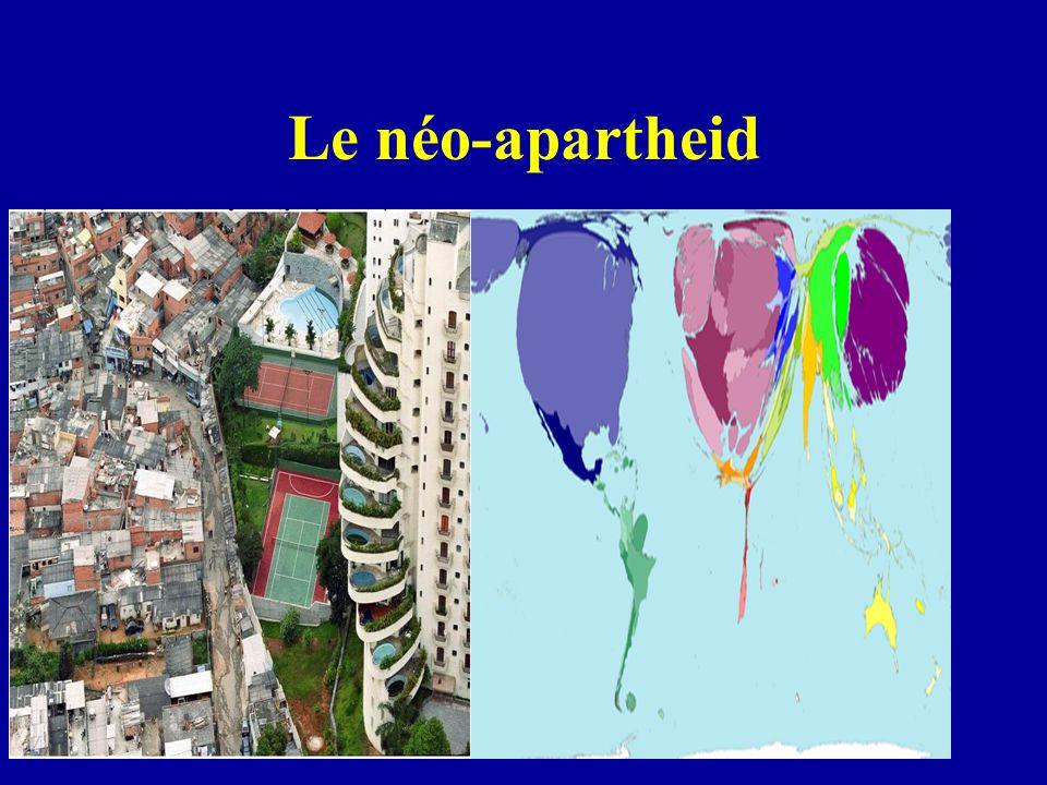 Le néo-apartheid