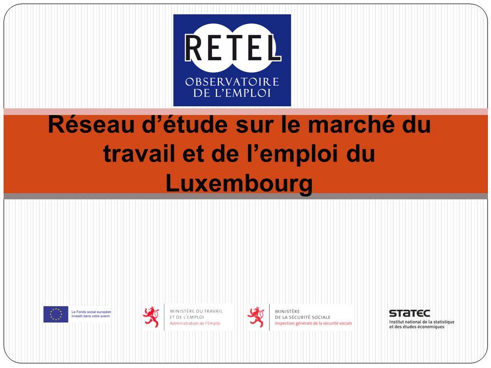 Réseau d'étude sur le marché du travail et de l'emploi du Luxembourg