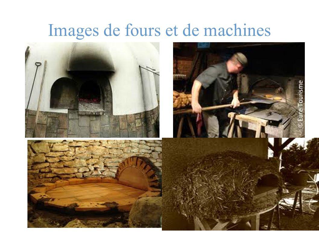 Images de fours et de machines