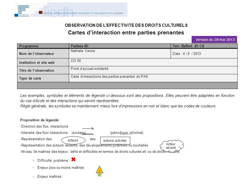 Version du 28 mai 2013 ProgrammePaideia 4DTerr.