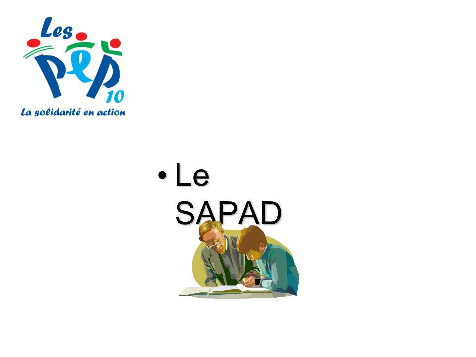 Le SAPADLe SAPAD