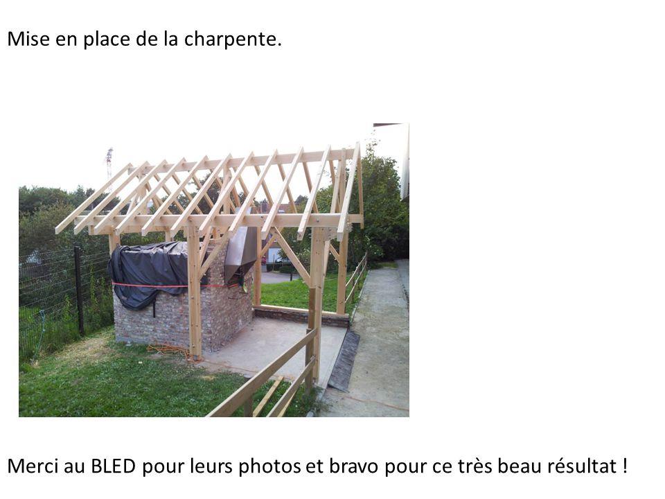 Merci au BLED pour leurs photos et bravo pour ce très beau résultat !