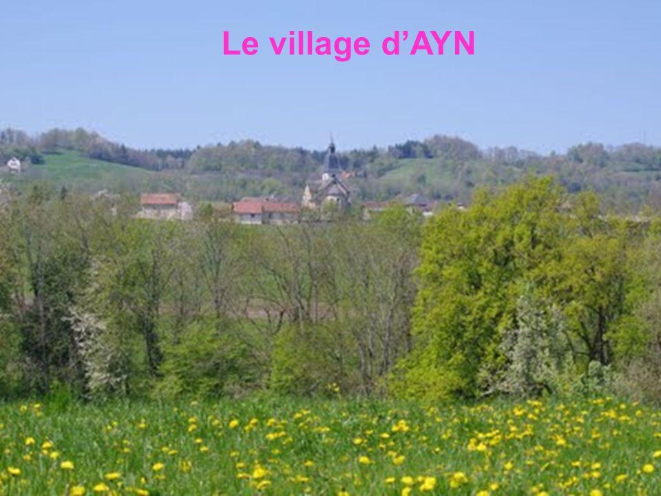 Le village d'AYN