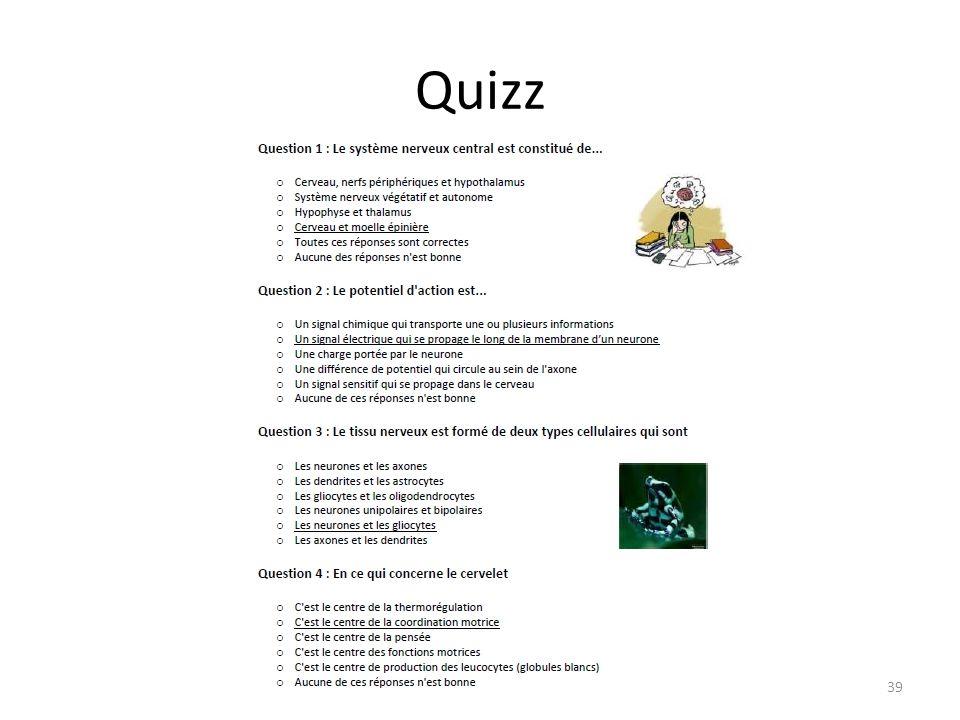 Quizz 39