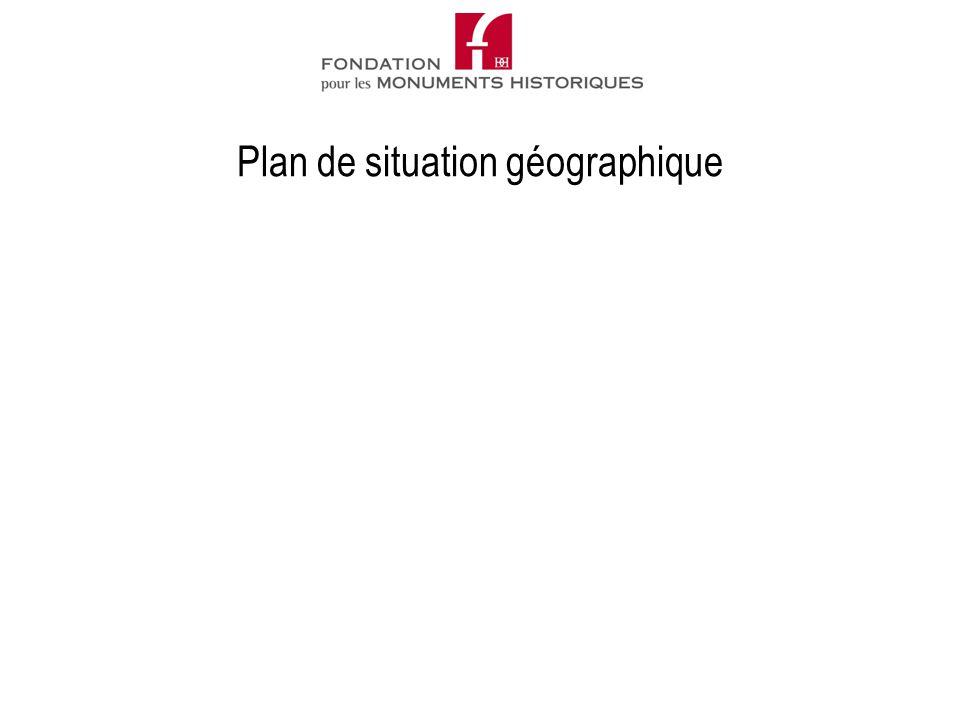 Budget de la tranche de travaux pour laquelle le soutien de la Fondation est demandée Coût en €/TTC Domaines d'intervention TOTAL