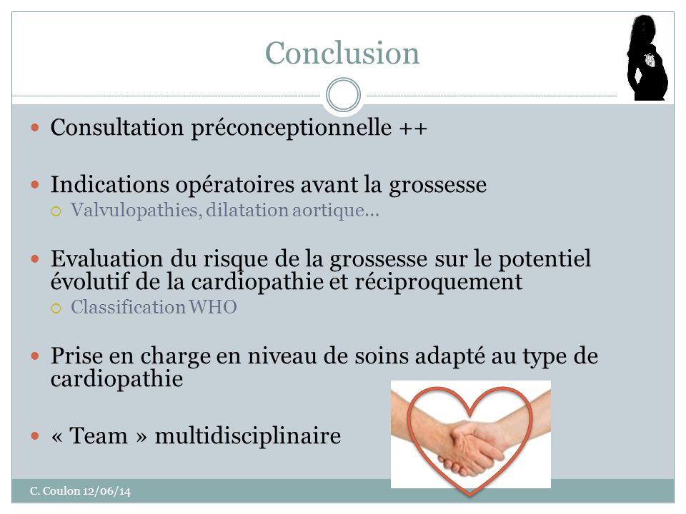 Conclusion C.