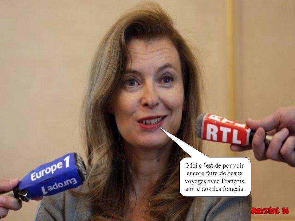 Mon but pour 2014, c'est de fermer toutes les prisons françaises.